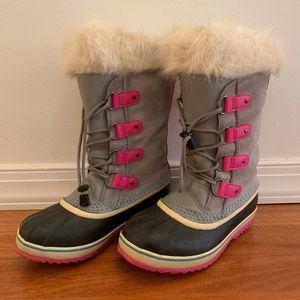 Sorel Joan of Arctic GIRL'S Size 5 / Women's 7